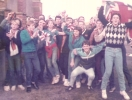 Cannock Wolves at Blundell Park 1984