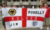 Cannock Wolves follow England too